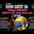 13-04-2021 Show Gurjit Da Happy Vaisakhi
